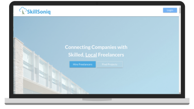 Skillsoniq – Freelance Staffing – Machine Learning For Automated Resume Parsing
